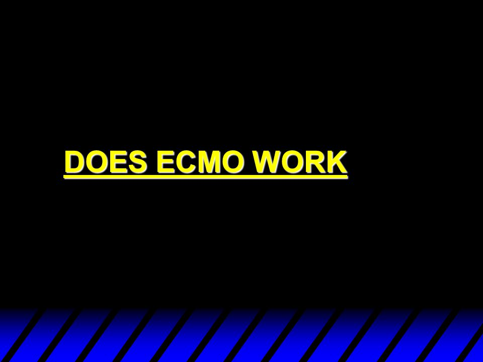 PATIENT MANAGEMENT ON ECMO -3 u Percutaneous Veno-venous Cannulation.