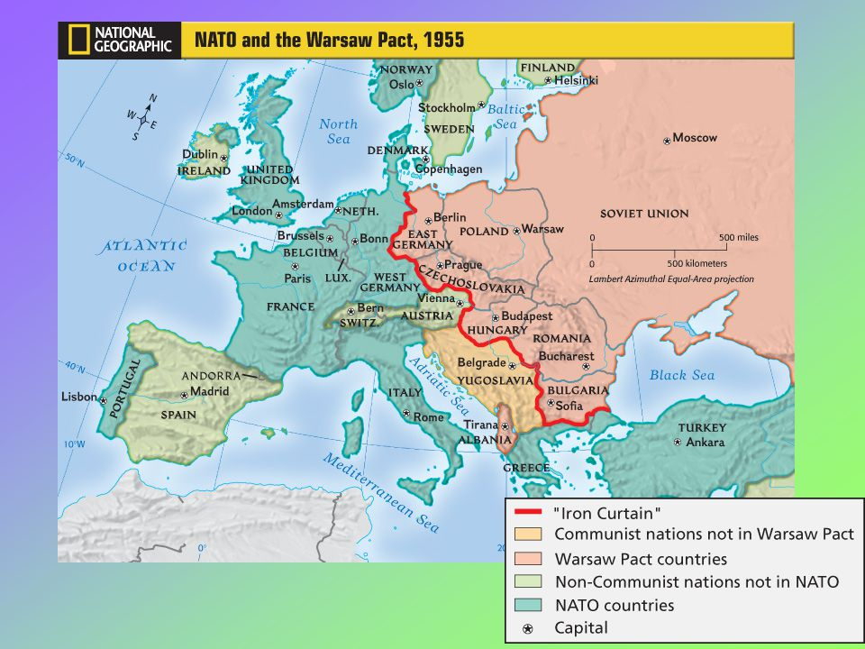Warsaw Pact Albania, Bulgaria, Czechoslovakia, East Germany, Hungary, Poland, Romania, and the Soviet Union. The 1989 collapse of the Communist govern