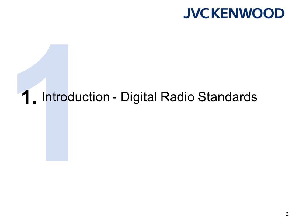 3 Introduction – Digital Radio Standards  Digital radio systems can operate using different channel access methods  TDMA - Time Division Multiple Access;  FDMA - Frequency Division Multiple Access;  FHMA - Frequency Hopping Multiple Access;  CDMA - Code Division Multiple Access;  Common features o spectrally efficient radio systems; o ITU-R and/or ETSI approval.