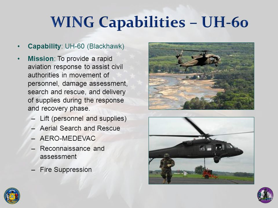 30 WING Capabilities – 54th CST 30 UCS GATOR ADVONOPS MED SURVEY 54th CST – Vehicles / Equipment