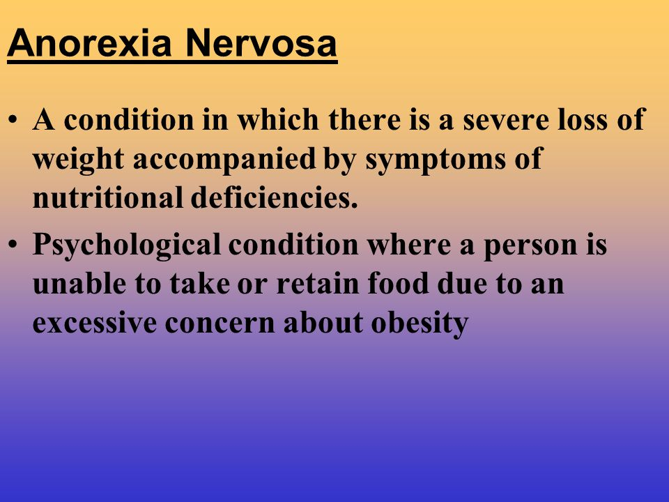 Define these Disorders of the Digestive Tract 1.Anorexia Nervosa 2.Ulcers 3.Constipation 4.Diarrhea 5.Appendicitis 6.Gallstones