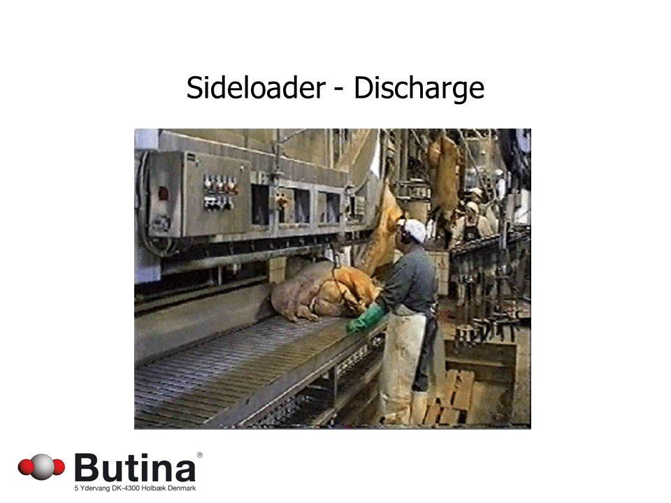 Sideloader - Discharge