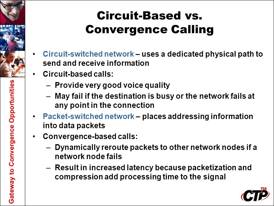 Circuit-Based vs.