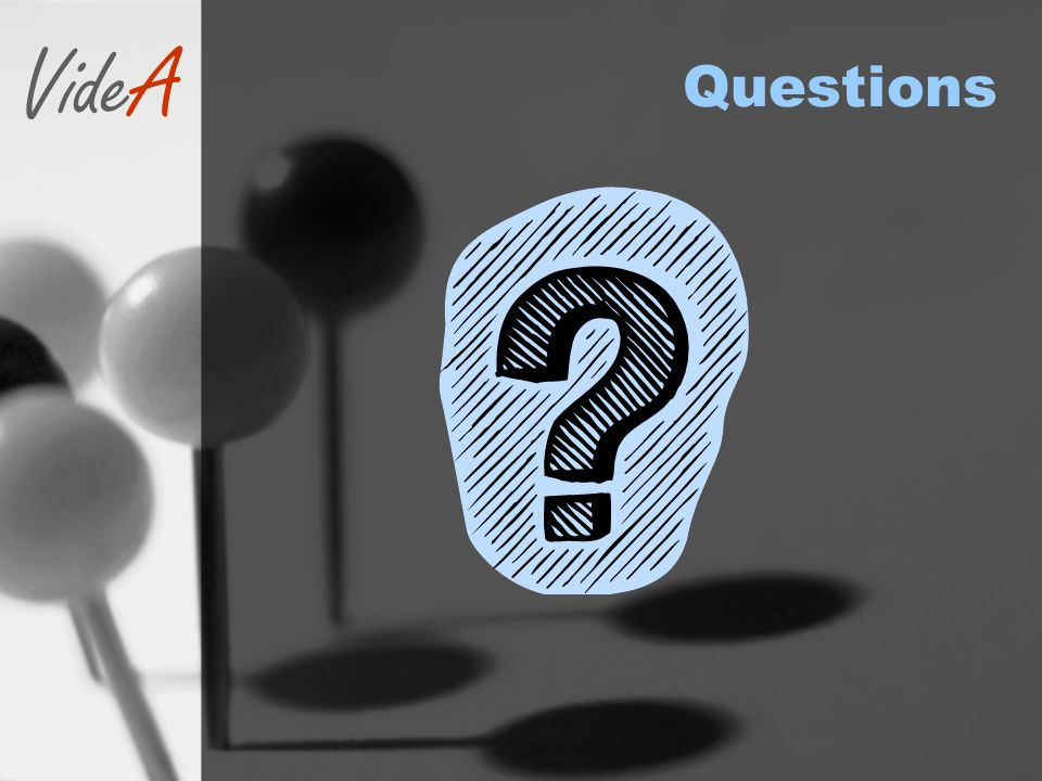 VideA Questions