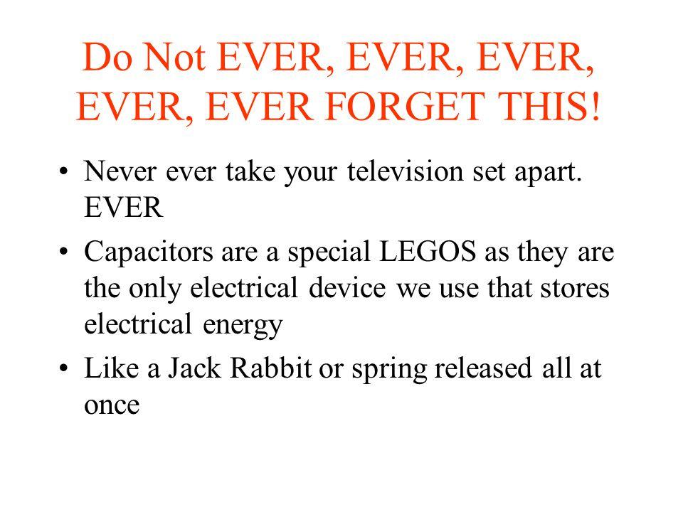 + + + + + + - - - - - - - Neg. Charge Circuit Pathway DANGER !!