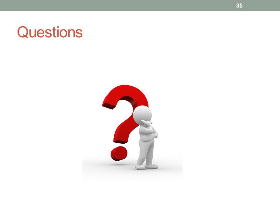 Questions 35