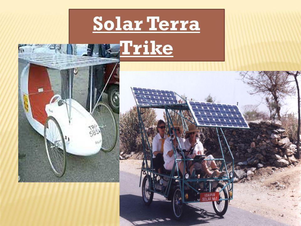 Solar Terra Trike