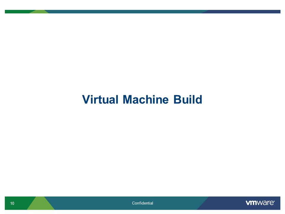 10 Confidential Virtual Machine Build