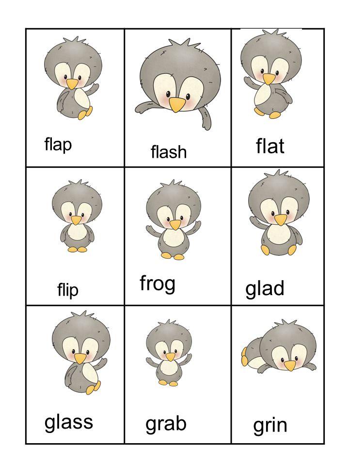 flap flash flat flip frog glad glass grab grin