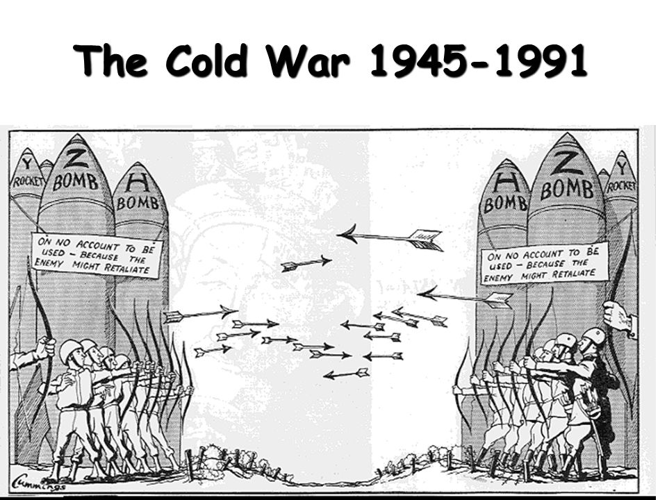 Cold War in Middle East 1951: Iran's prime minister nationalizes oil fields – Britain stopped buying – Iranian economy tanks 1953: To keep Iran from turning to USSR for help, CIA gives millions to Iranian rebels – Wanted to overthrow current gov't – Put Shah back into power Plan works – Shah returns and puts oil fields back into Western control