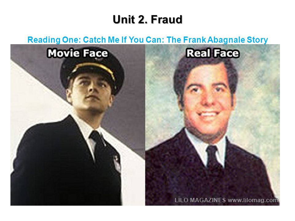 Unit 2.Fraud II. Discuss the questions.