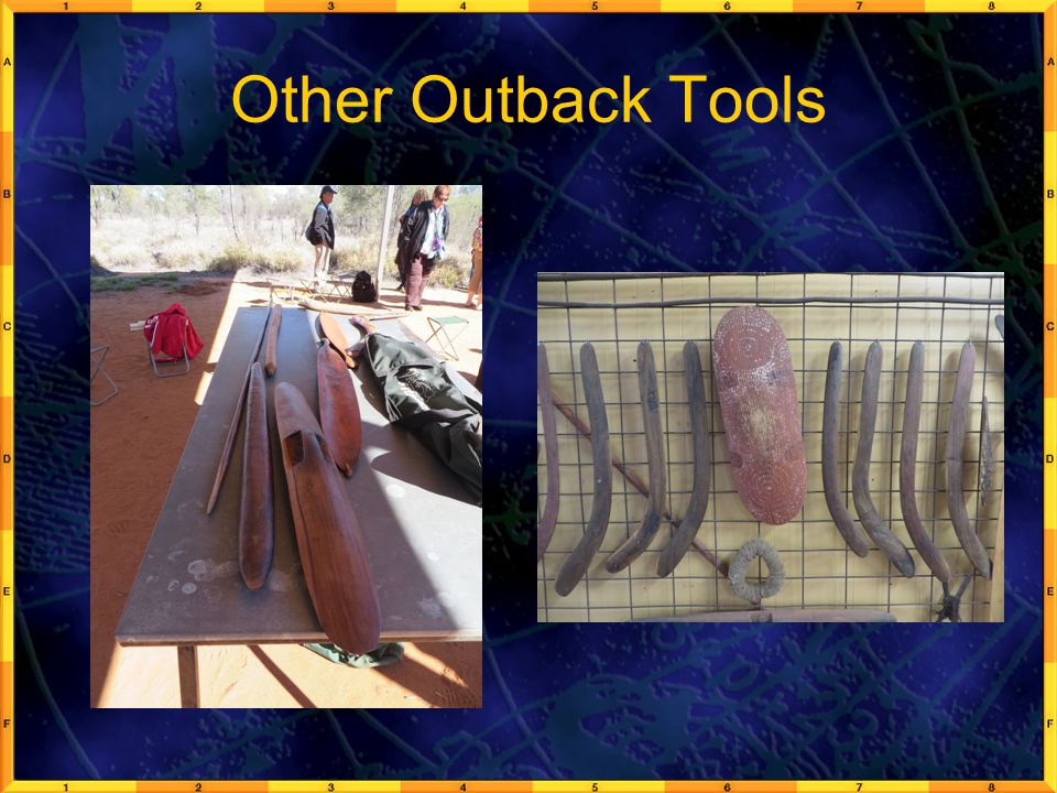 Other Outback Tools