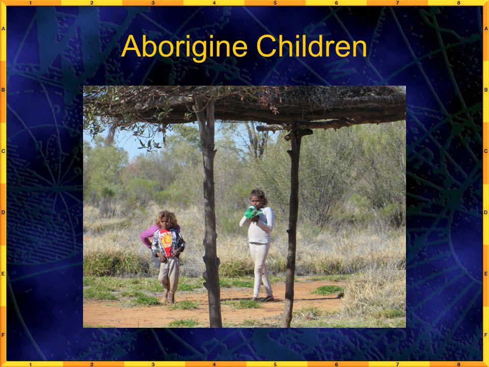 Aborigine Children