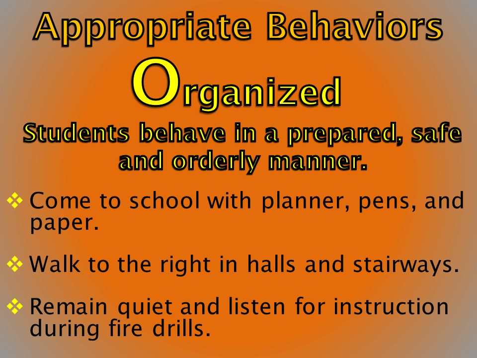  Bullying and intimidation  Harassment  Hazing  Gang-related activities  Creating a false report, such as a fire or bomb threat, or misuse of 911.