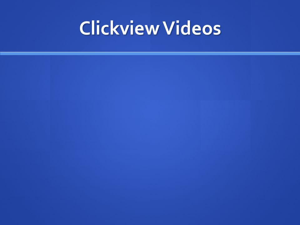 Clickview Videos