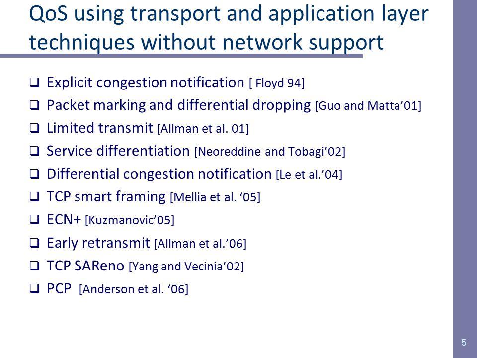 'Line Segment' approach to multi-QoS routing (1/2) 46  Lui et al.
