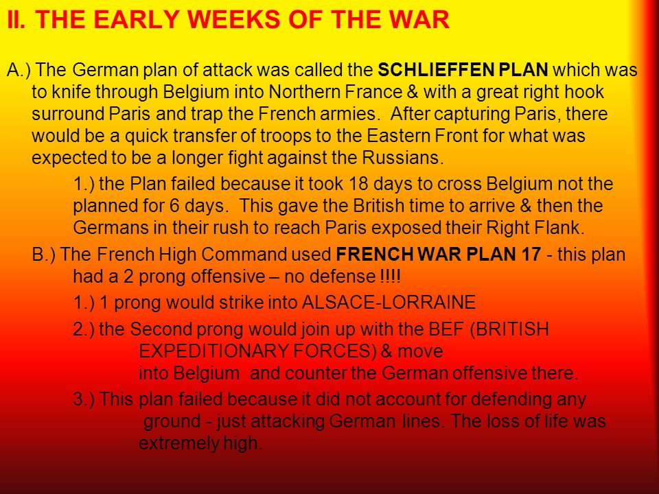 B.) Both the British Blockade & German Submarine warfare challenged American Neutrality.