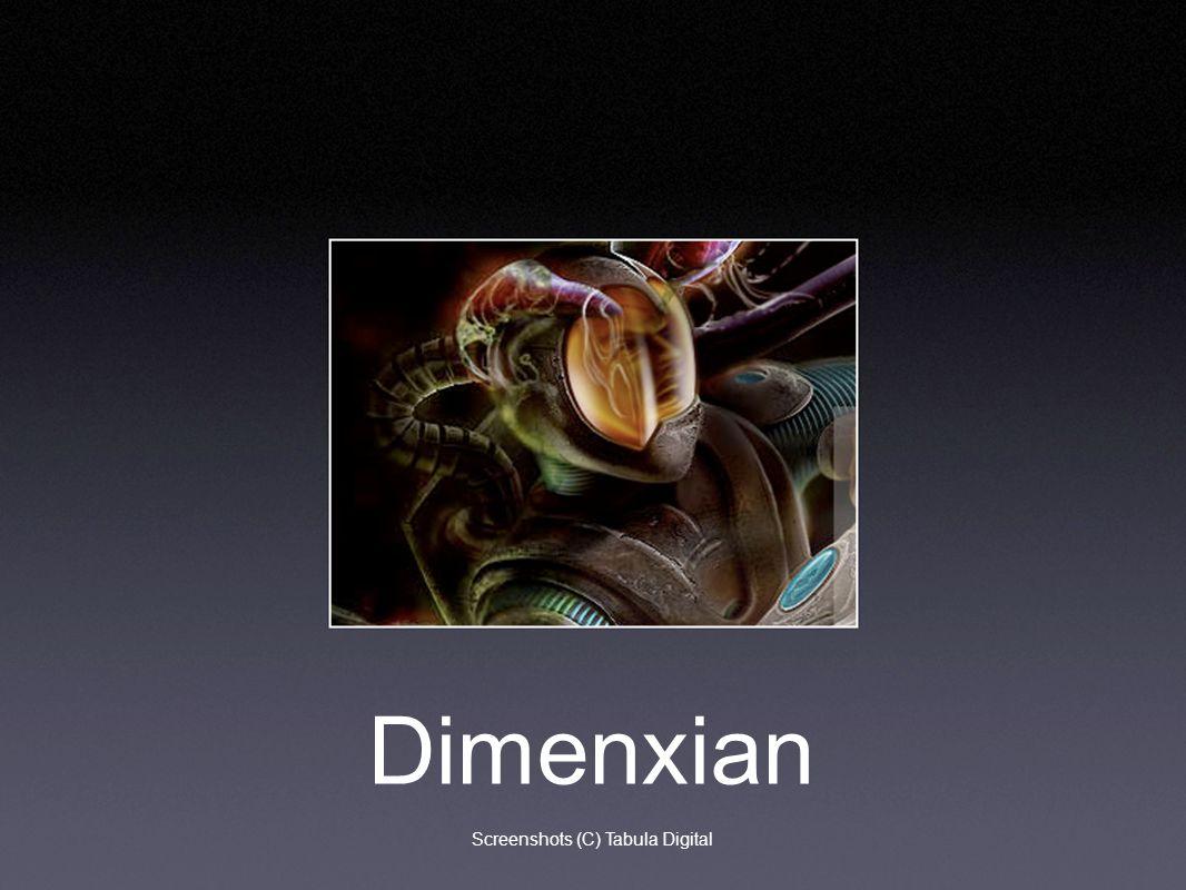 Dimenxian Screenshots (C) Tabula Digital