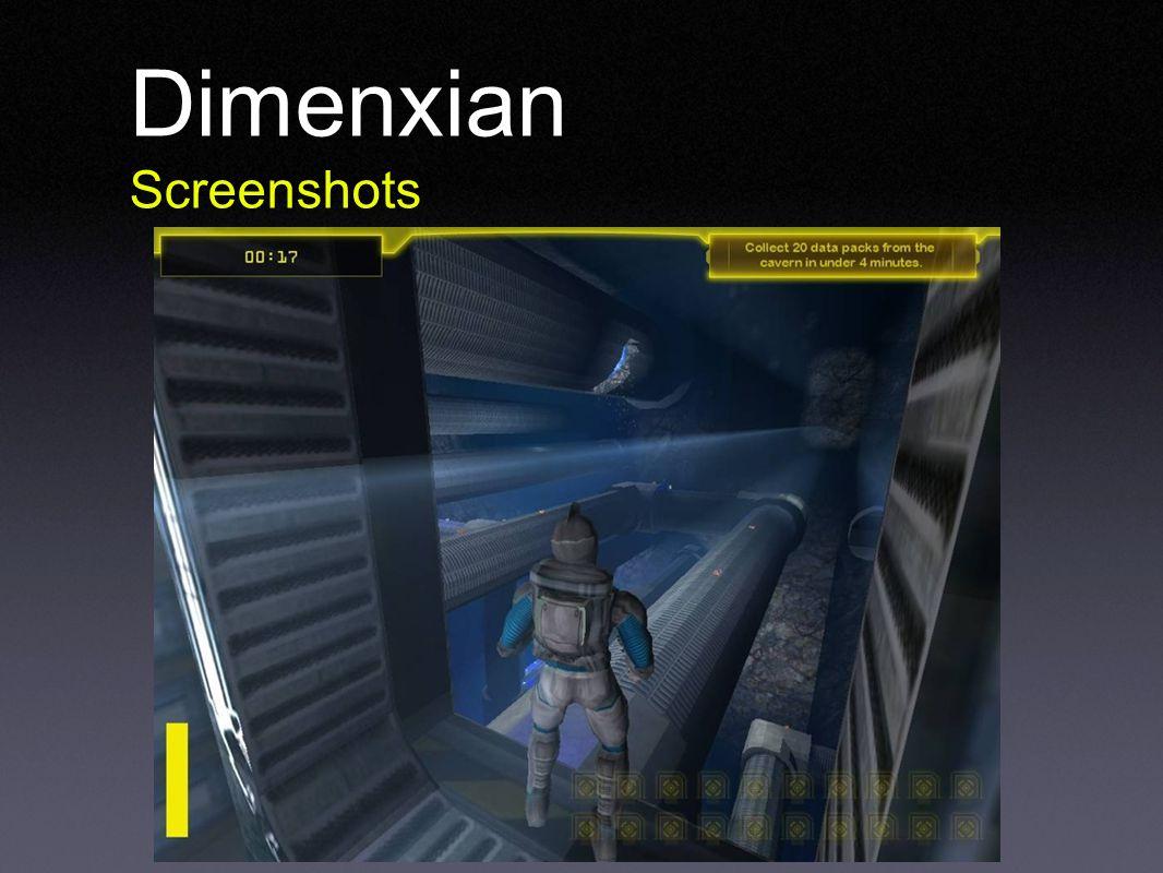 Dimenxian Screenshots