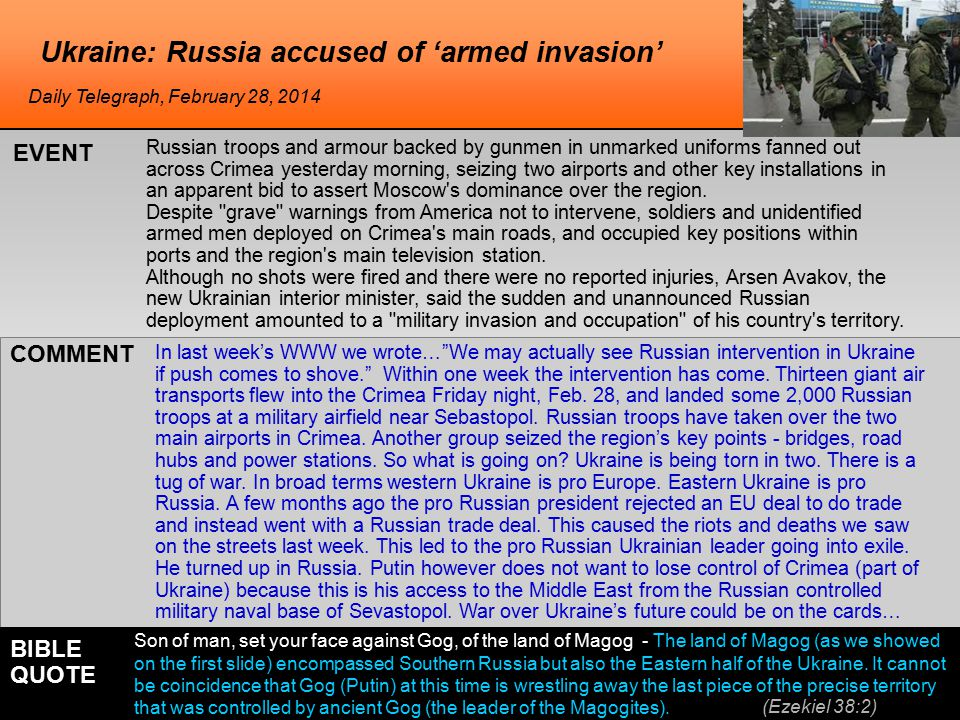 New Russian military doctrine says NATO top threat Russia identified NATO as the nation s No.