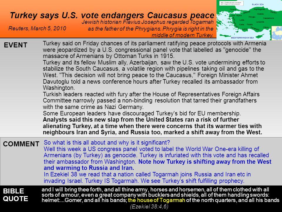 Turkey says U.S.
