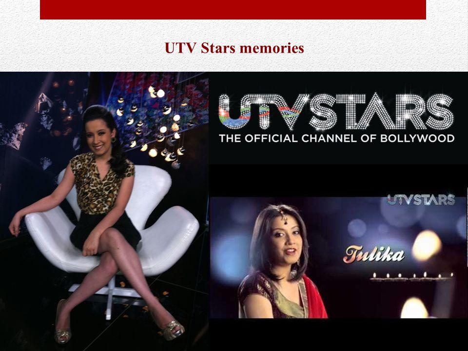 UTV Stars memories