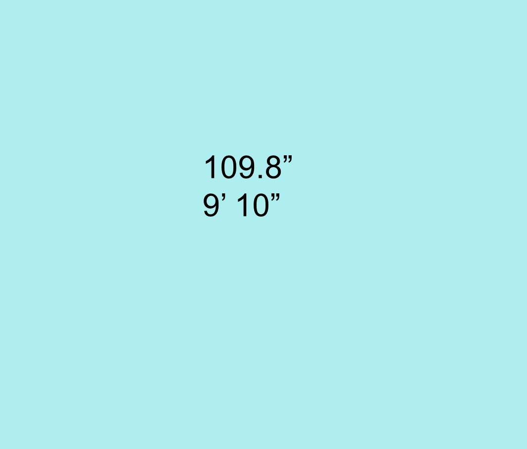 109.8 9' 10