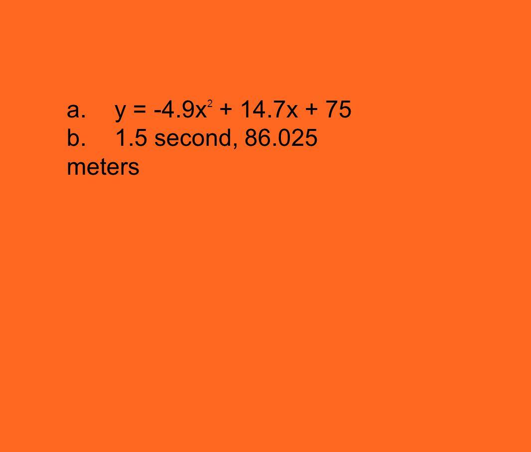 Find the zeros of y = x 3 - 3x 2 + 25x - 75 No Calc