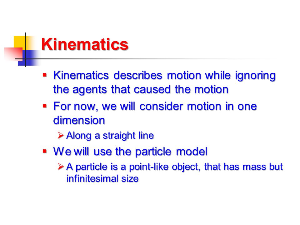 Average Acceleration  Acceleration is the rate of change of the velocity  Dimensions are L/T 2  SI units are m/s²