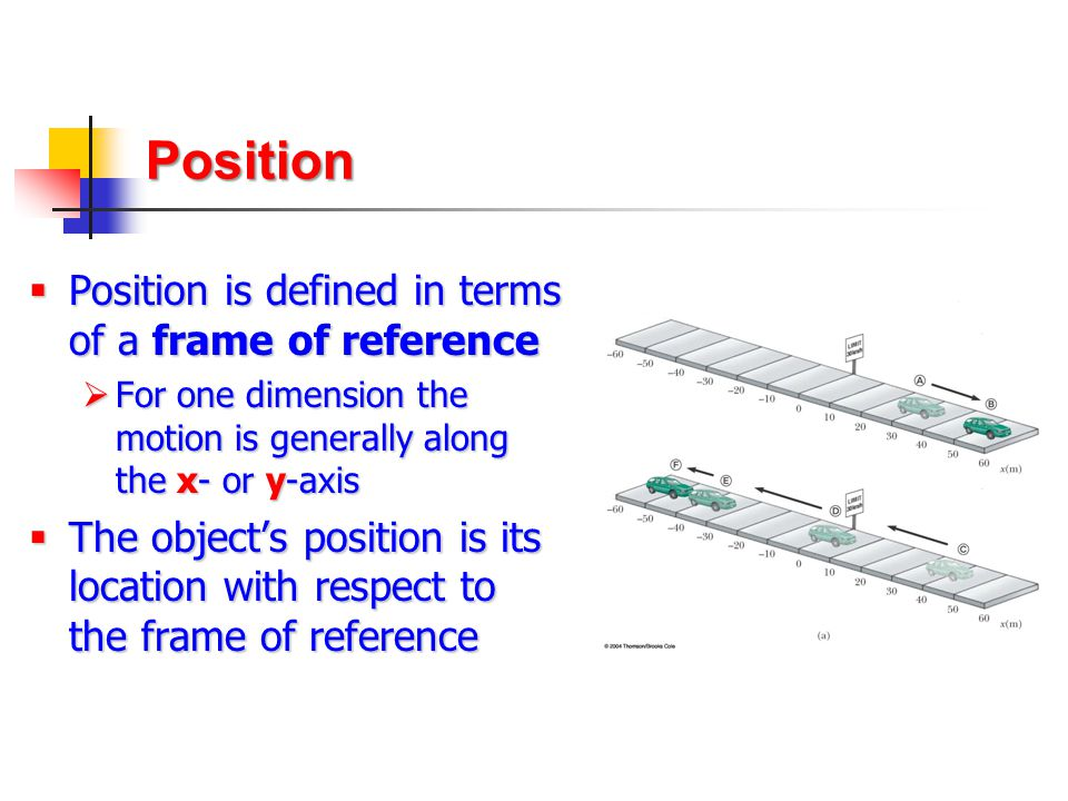 Graphical Look at Motion: velocity-time curve  The slope gives the acceleration  The straight line indicates a constant acceleration