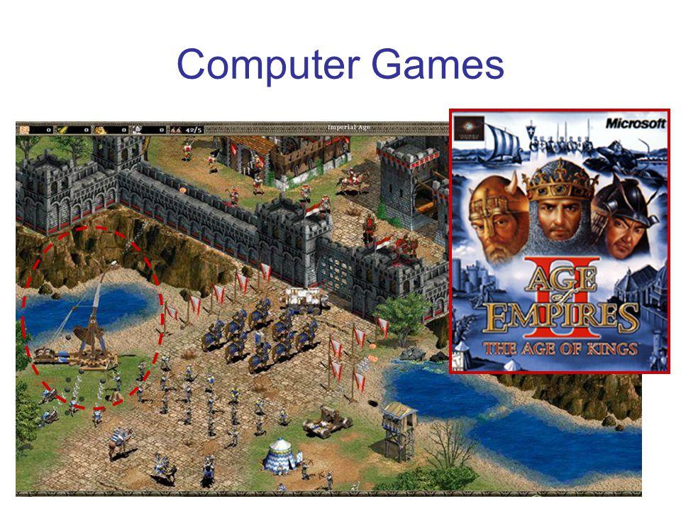 28 Computer Games