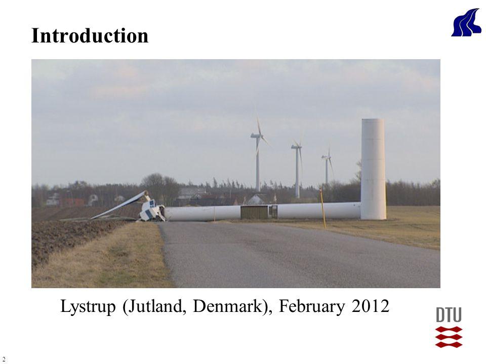 2 Introduction Lystrup (Jutland, Denmark), February 2012