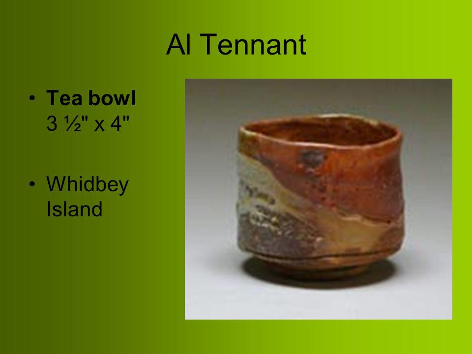 Al Tennant Tea bowl 3 ½
