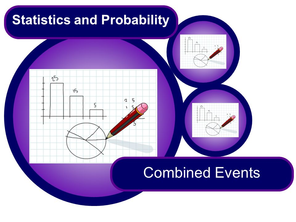 Combined Events Statistics and Probability