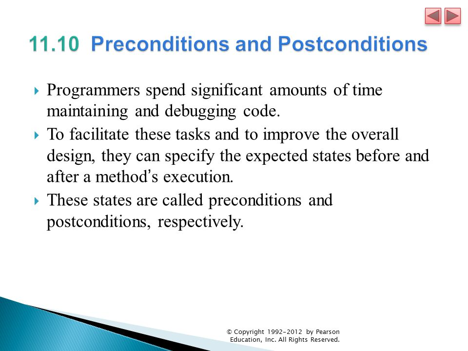  Programmers spend significant amounts of time maintaining and debugging code.