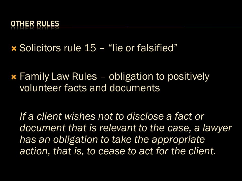 Make an early and valuable offer To apply the section you or your opponent must prove the misleading statement was knowingly made The law of diminishing returns