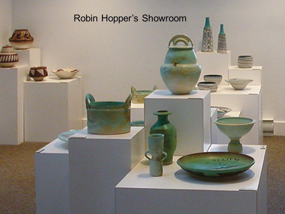 Robin Hopper's Showroom