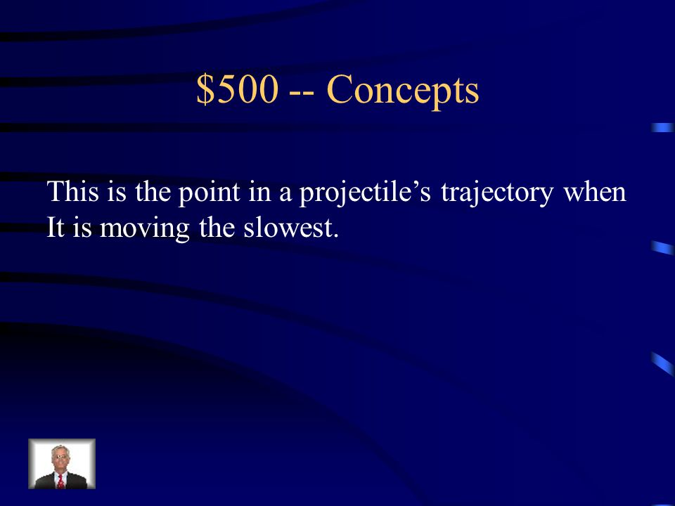 $400 Question: Concepts What is V 0
