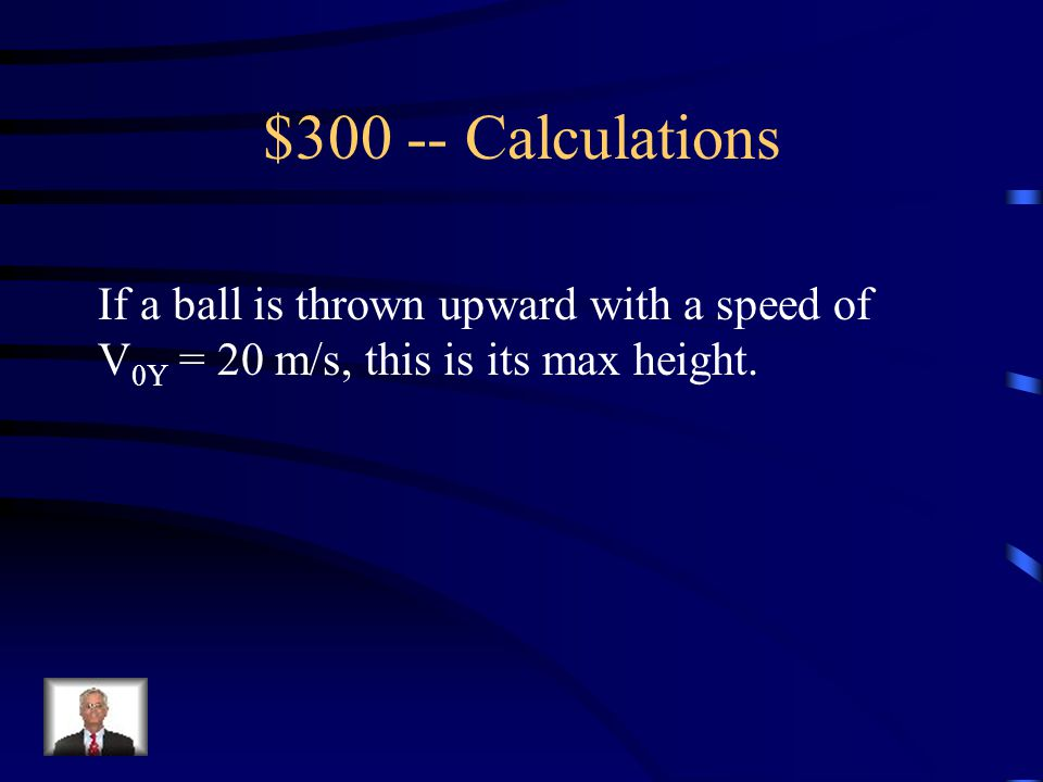 $200 Question: Calculations What is 4.08 sec