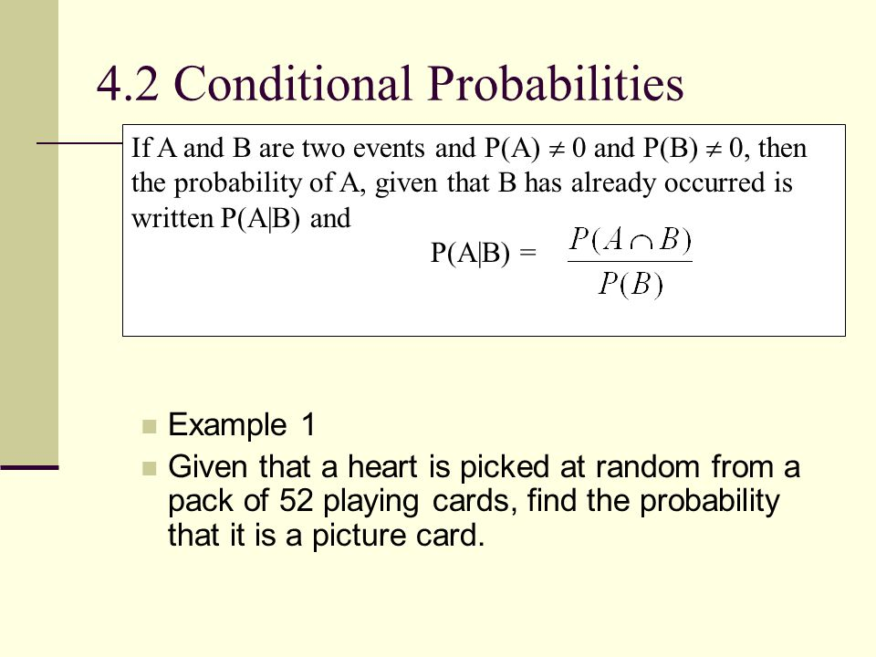 4.5 Bayes ' Theorem 4.5.1 The Total Probability Suppose a sample space S is partitioned into k mutually exclusive events E j (j = 1,2,…,k), i.e.