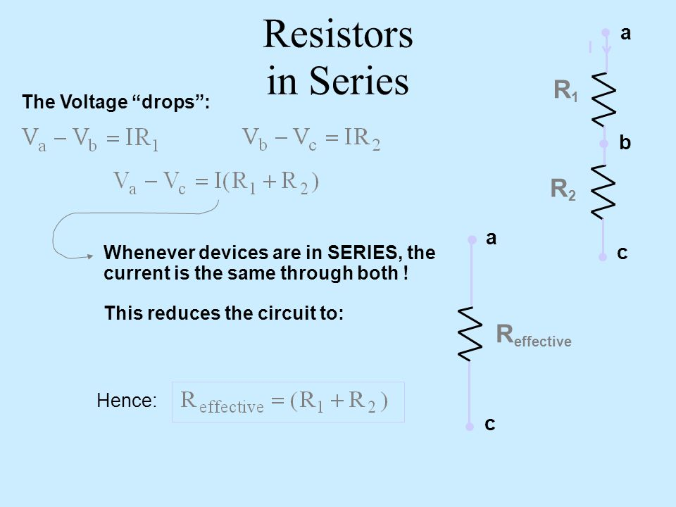 RC Circuits (Time-varying currents) Current is found from differentiation: Conclusion: Capacitor discharges exponentially with time constant  = RC Current decays from initial max value (= -  /R) with same time constant  Discharge capacitor: C a b + --  R + I I
