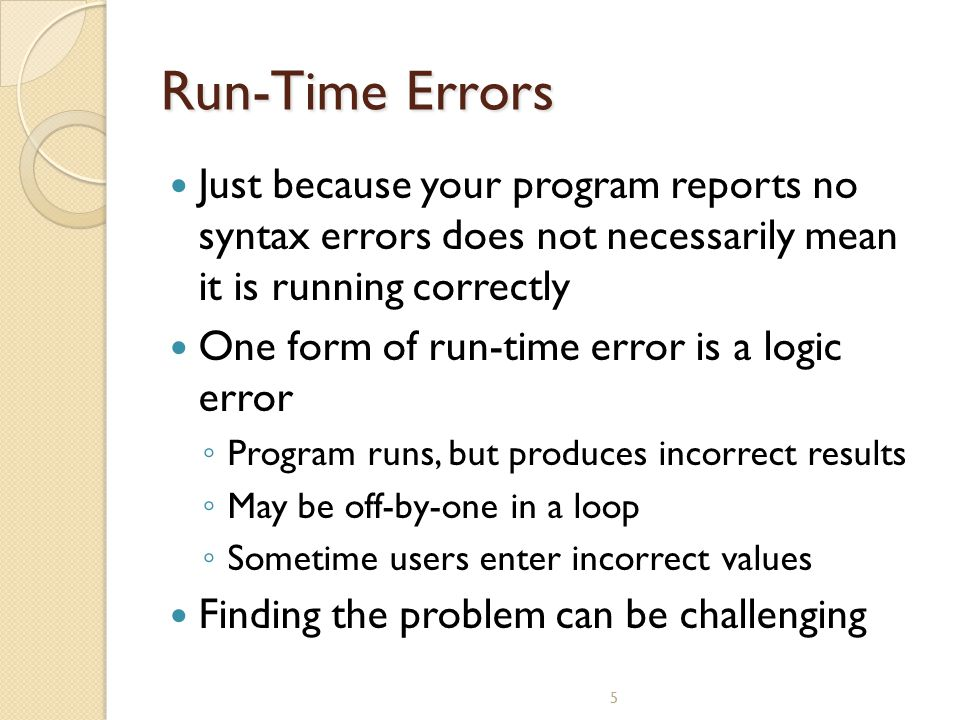26 Exception-Handling Techniques If event creates a problem frequently, best to use conditional expressions to catch and fix problem ◦ Execution is slowed down when CLR has to halt a method and find an appropriate event handler Exception-handling techniques are for serious errors that occur infrequently Exceptions classes integrated within the FCL ◦ Used with the try…catch…finally program constructs