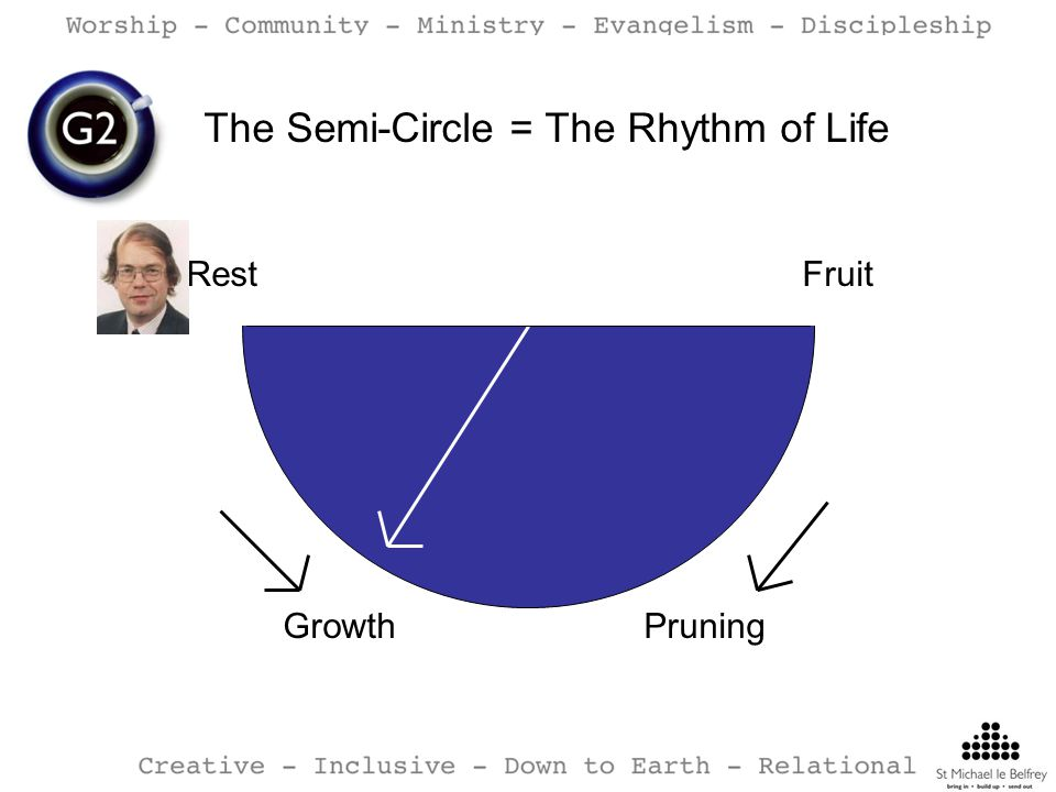 RestFruit Growth The Semi-Circle = The Rhythm of Life Pruning