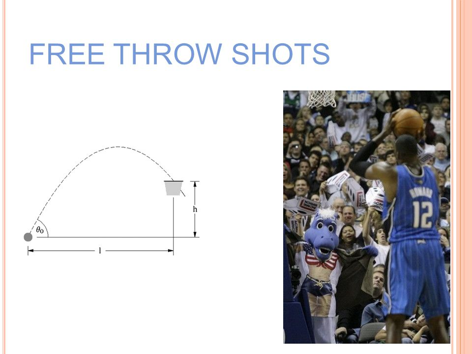 FREE THROW SHOTS