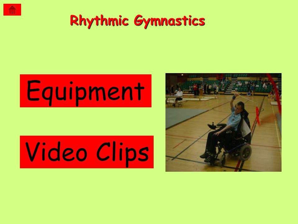 Rhythmic Gymnastics Equipment Video Clips