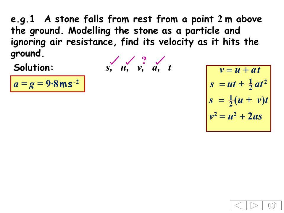 s, u, v, a, t Solution: .