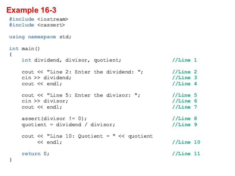 Example 16-3