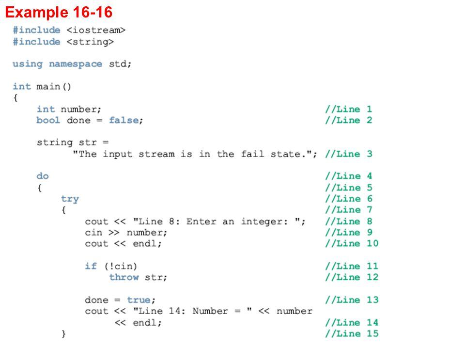 Example 16-16