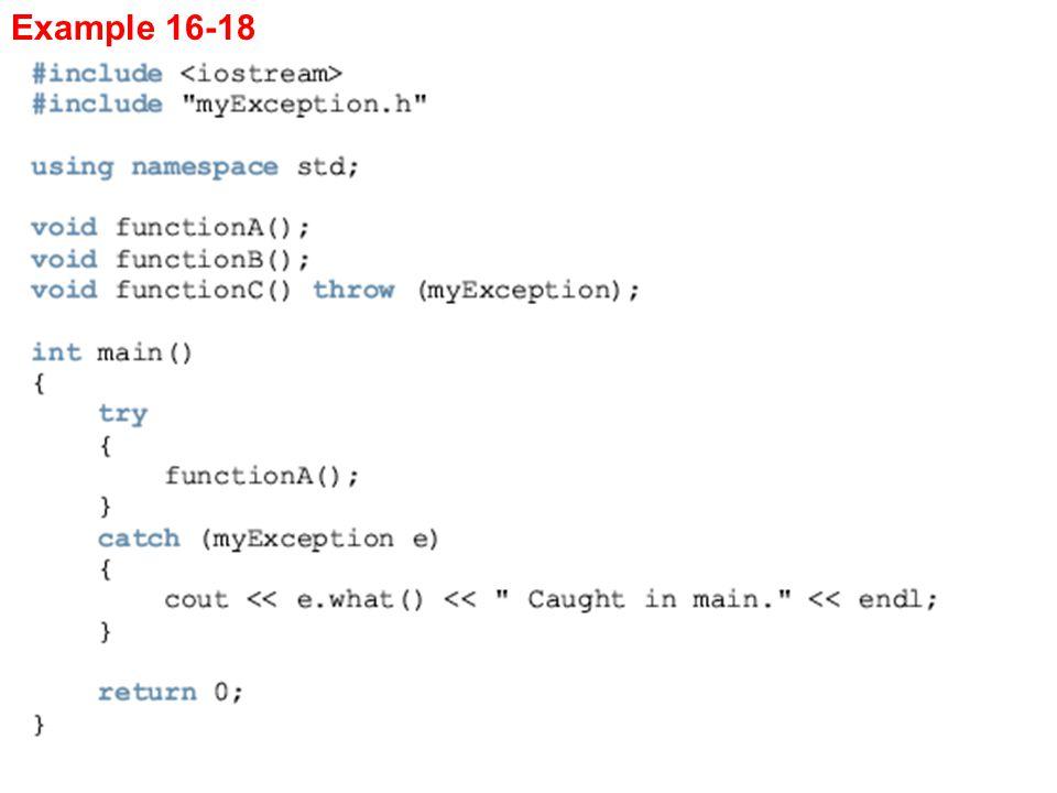 Example 16-18