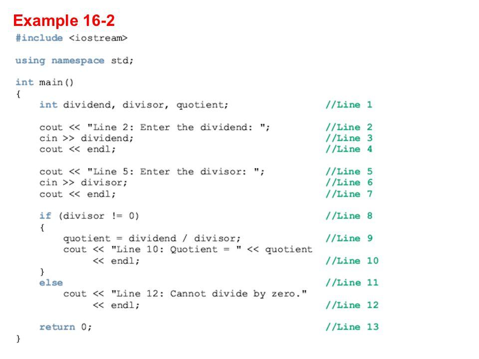Example 16-2